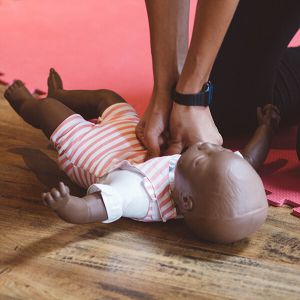 child and infant cpr