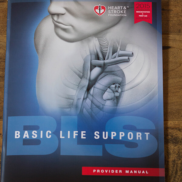 basic life support manual pdf