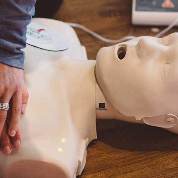 CPR AED RECERTIFICATION