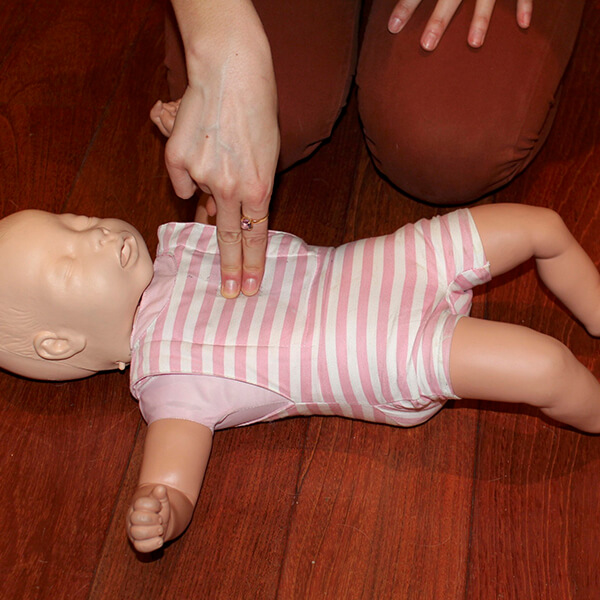 Emergency First Aid Childcare with CPR + AED